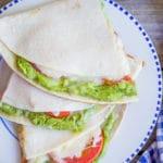 Avocado Pesto Quesadillas-7141