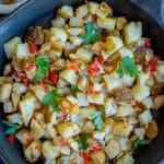 Easy Crispy Breakfast Potatoes-7984