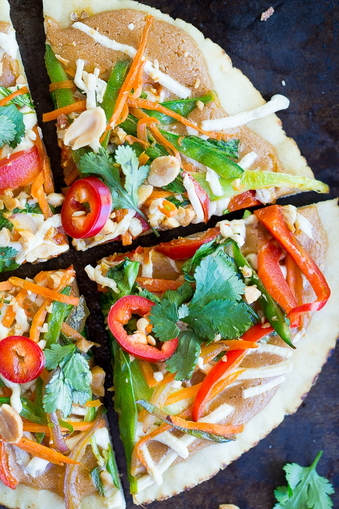 Easy-Thai-Vegetable-Pita-Pizzas-9568