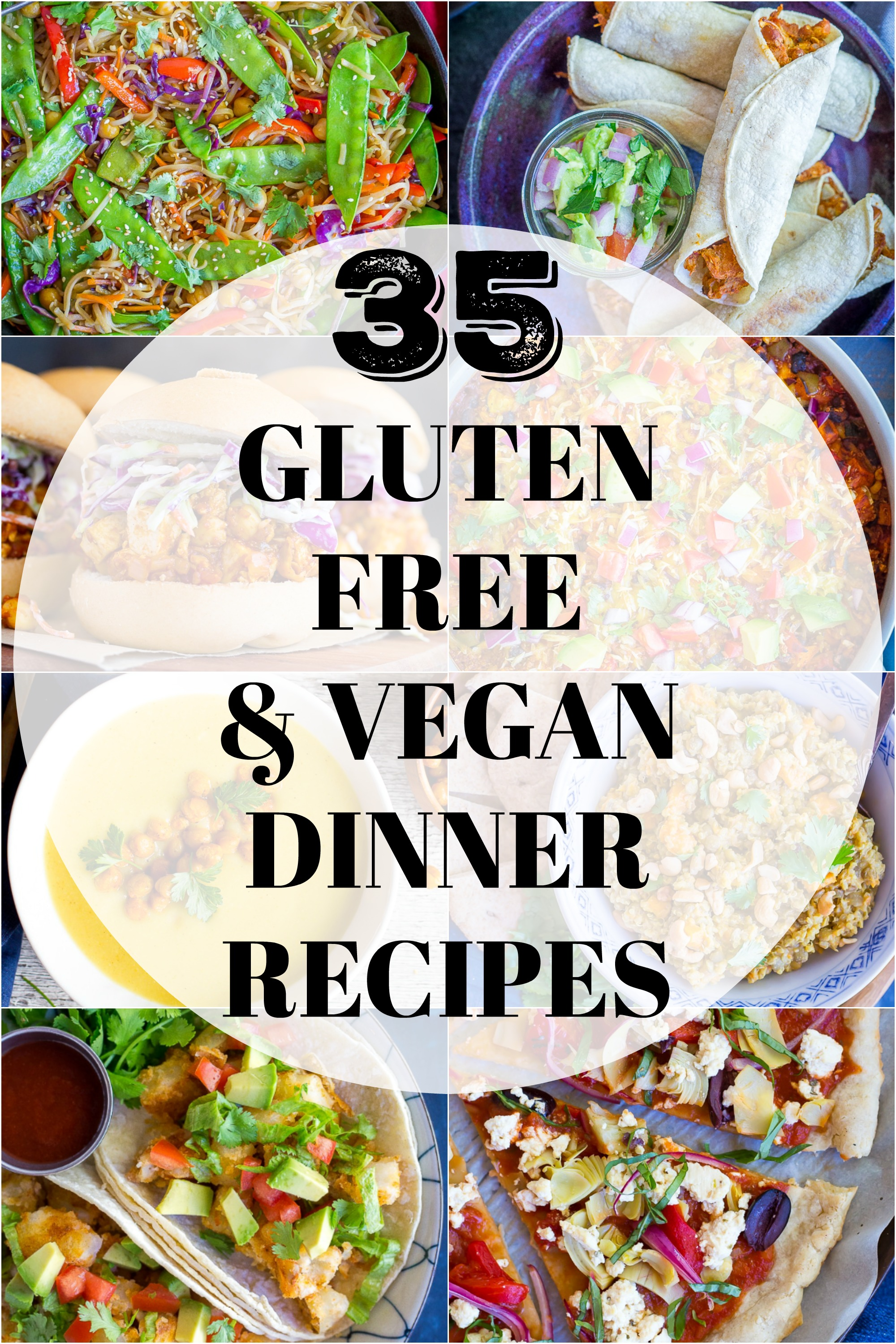 35 Vegan Gluten Free Dinner Recipes She Likes Food