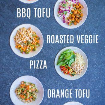 Easy Vegan Quinoa Bowls – 6 Ways