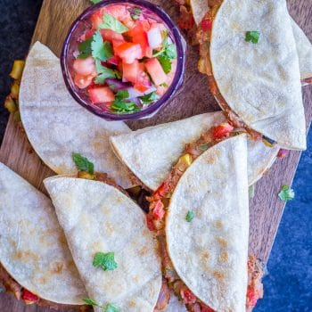 Crispy Baked Tacos with Summer Vegetables