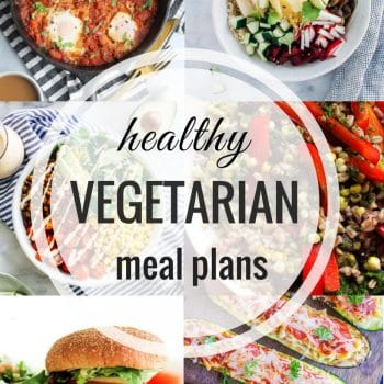 Healthy Vegetarian Meal Play – Week 102