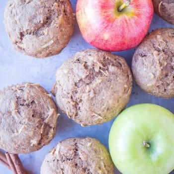 Best Healthy Apple Cinnamon Muffins