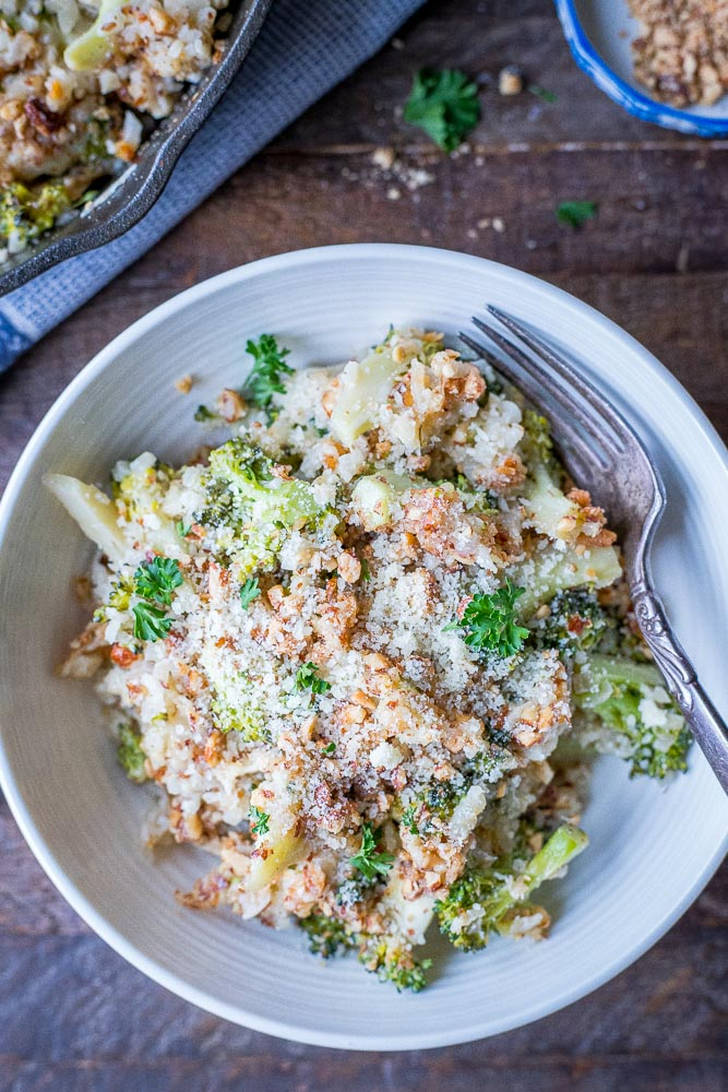 Broccoli Cheese Casserole Keto Friendly Low Carb She Likes Food
